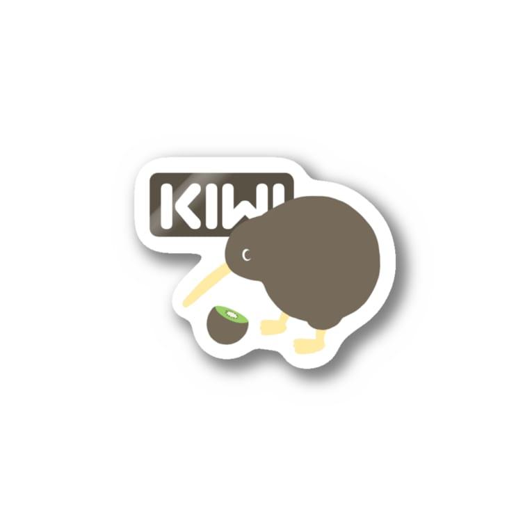 @miのKIWI&KIWI Sticker