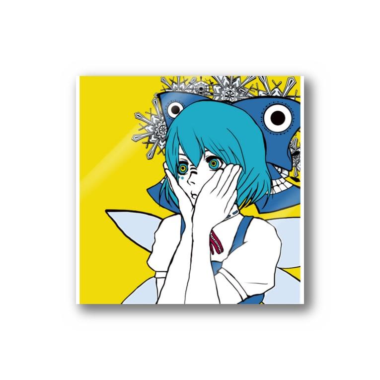 Zessanのマトリョシカチルノ2 Stickers