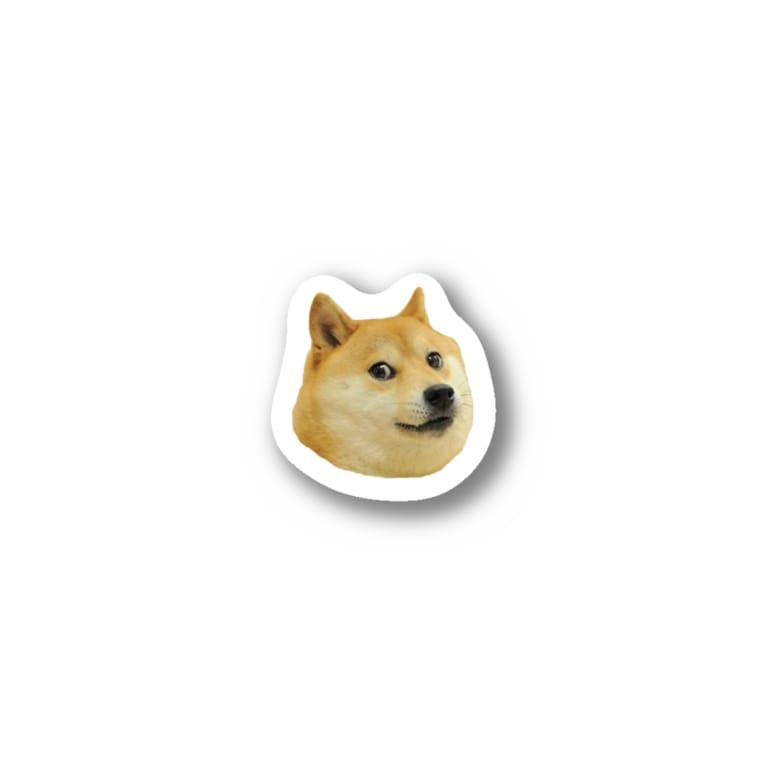 DogeのDoge Stickers