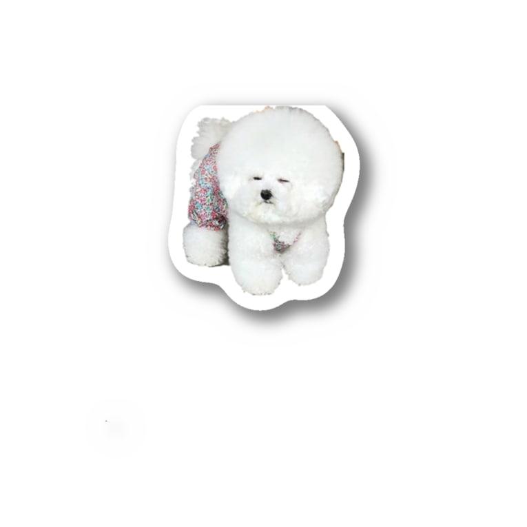 urushi___のわんわんわん Stickers