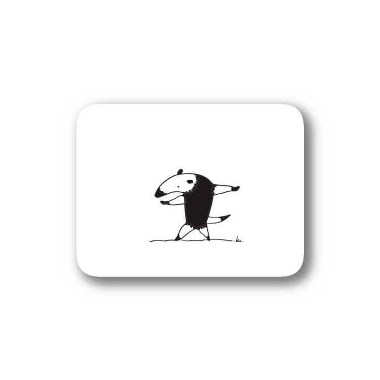 kie_designのコアリクイの日々 Stickers