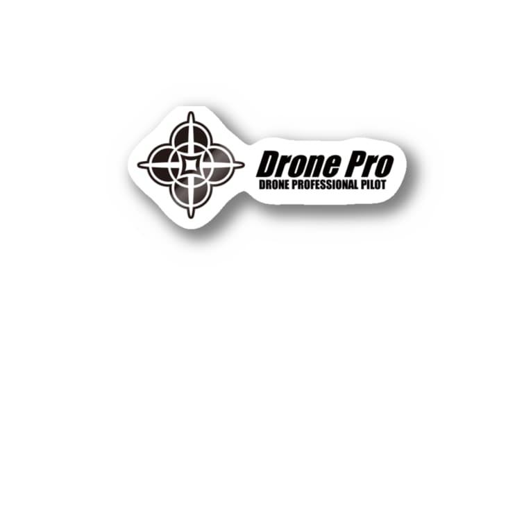 DronePro 株式会社ドローンプロ オフィシャルショップのドローンプロ Stickers