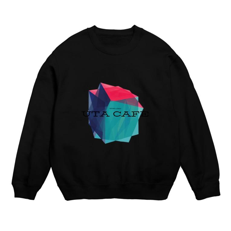 uta cafeのuta cafe -New Logo- Sweats