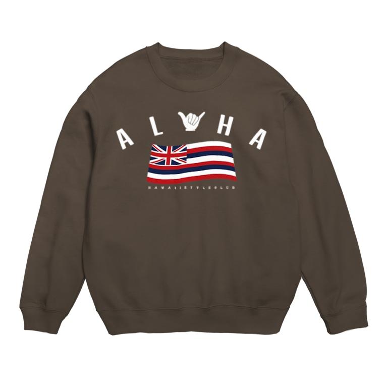 Hawaii Style ClubのAloha Flag Sweats
