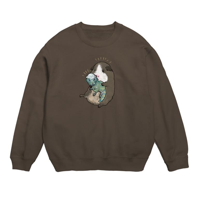 nins・にんずの恐竜を抱きしめて Sweats