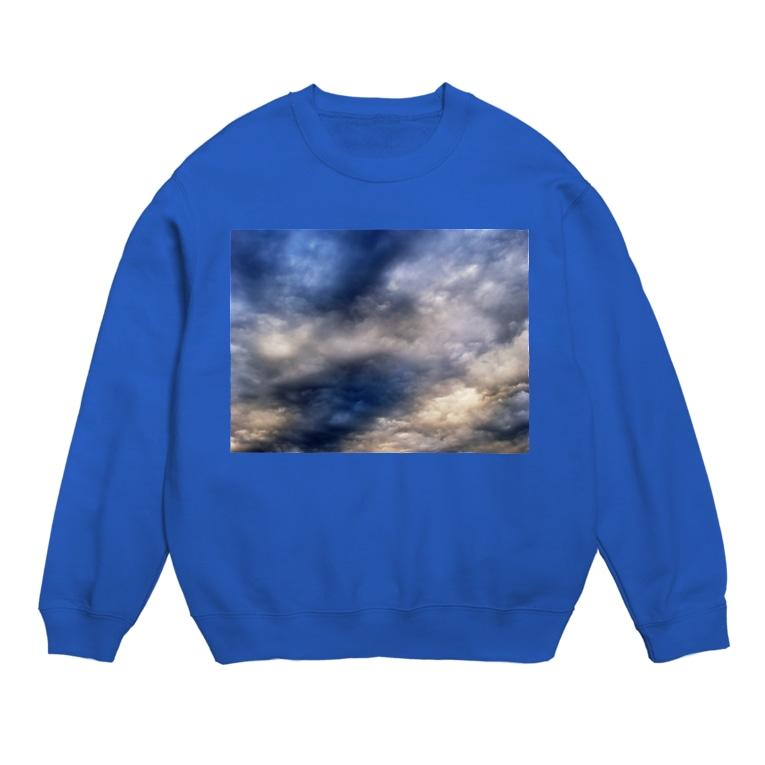 hiroki-naraの荒れる空 DATA_P_143 sky Sweats