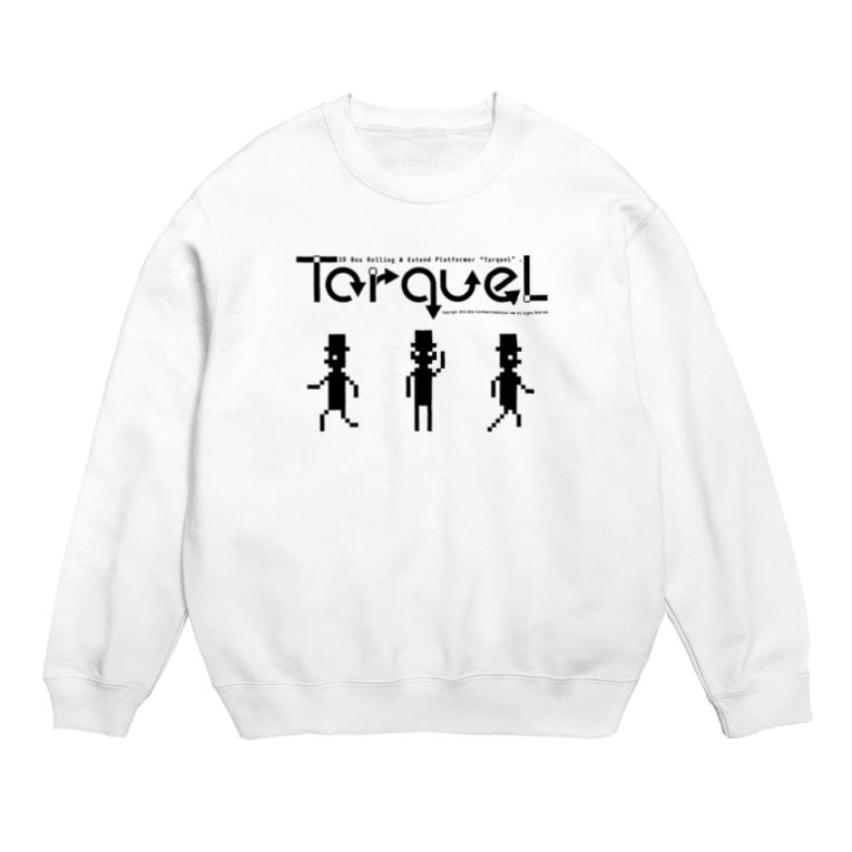なんも@FullPowerSideAttack.comの人のトルクル(TorqueL) ロゴ&キャラクター Sweats