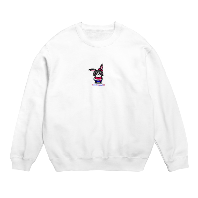 P.U Shopの【P.U】 PandaUsagiちゃん Sweats