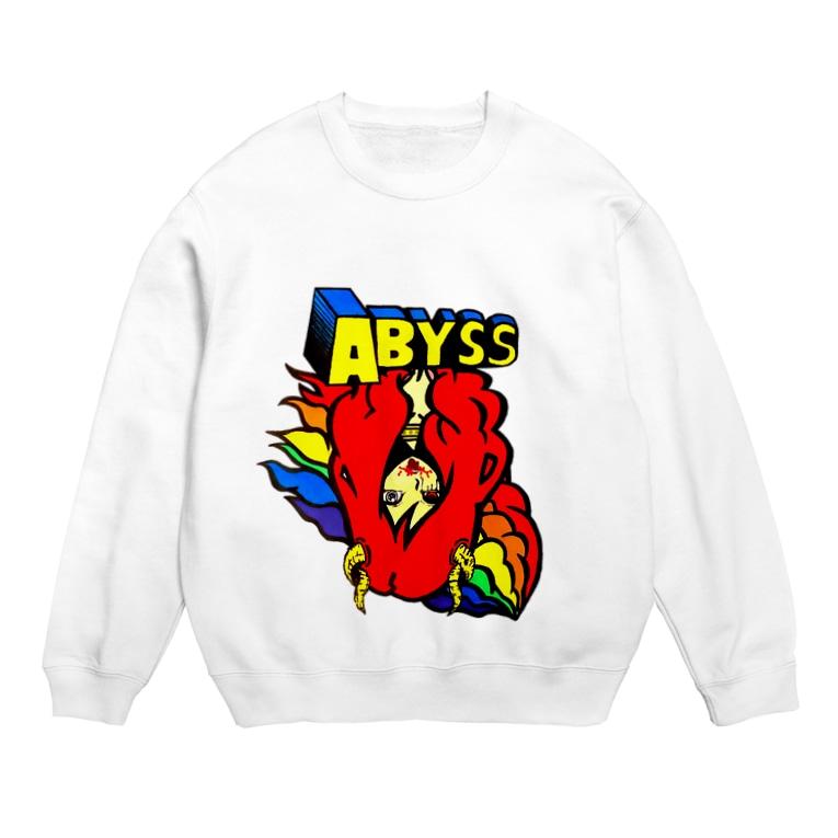 ABYSSのABYSS「rainbow」 Sweats