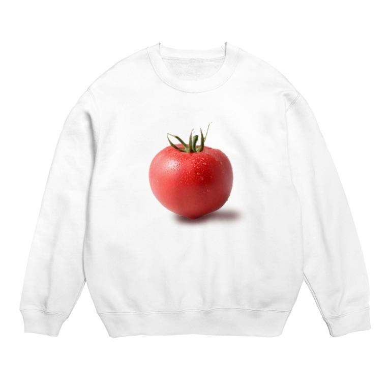 シンプルにのネギより高いトマト Sweats
