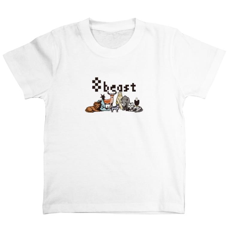 THE JUNK SHOPの8beast T-shirts