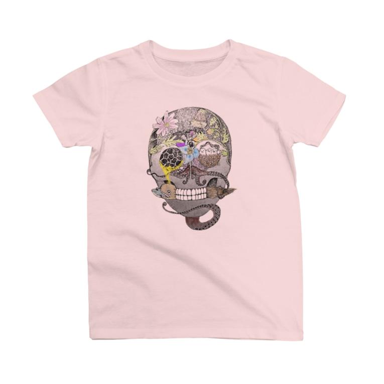 魔法堂ピンキーモモの輪廻 T-Shirt