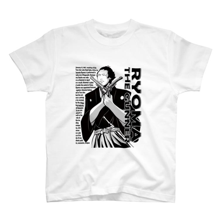 RYOMA THE GUNNER Tシャツ