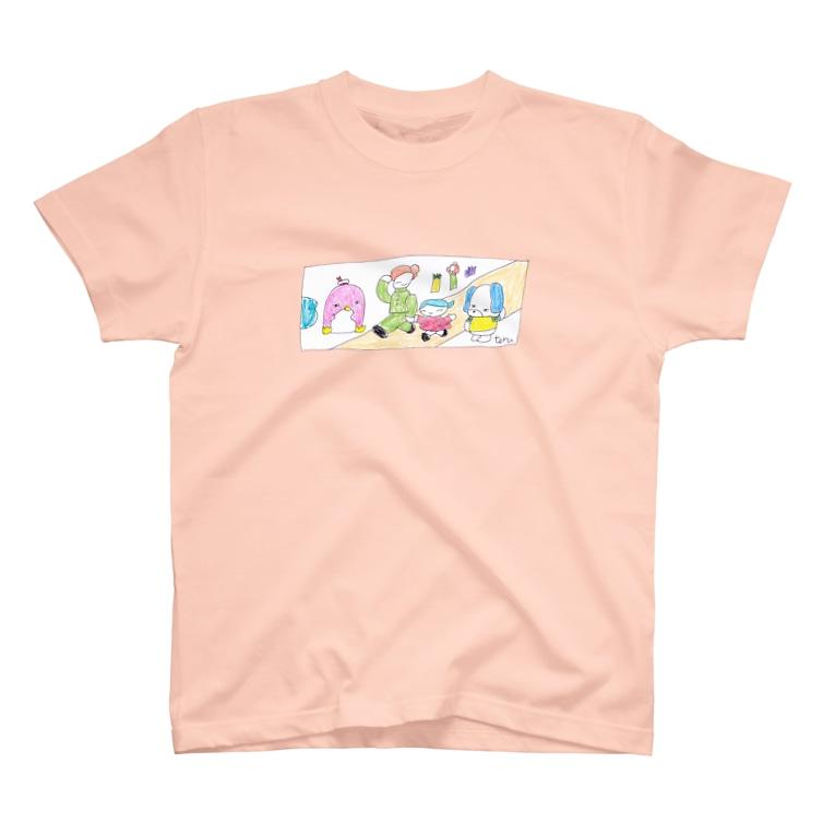 福田とおるの小さい恋 T-shirts