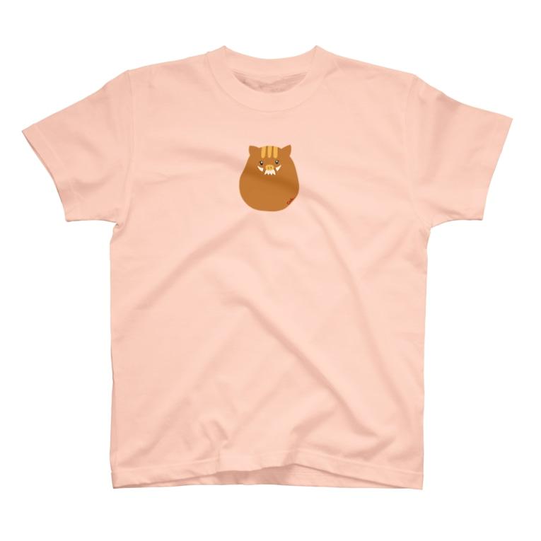 CHoBo..Houseの発明家イノCC T-shirts