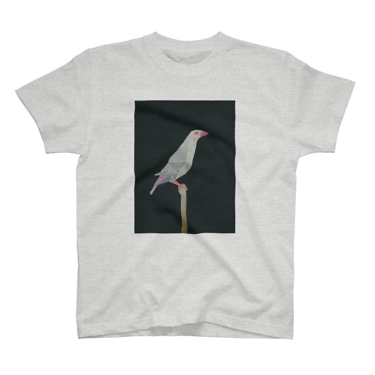 ヤマダユウのブンチョウ T-Shirt