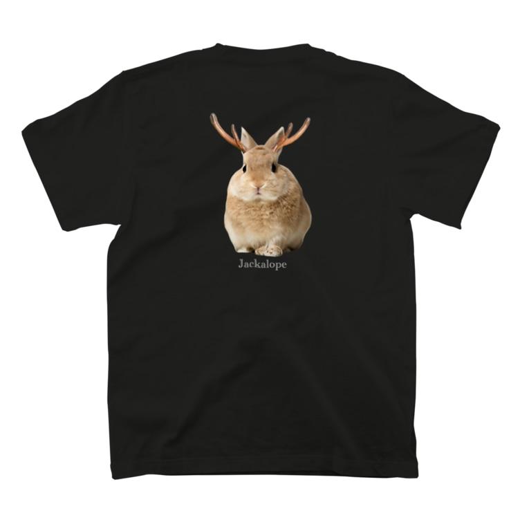 Jackalope Houseの【背面】UMA T-shirts