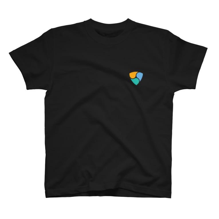 BBdesignのNEM XEM 2 T-shirts