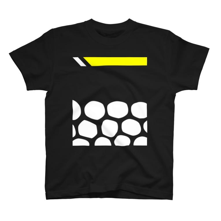 うみのいきもののモンガラカワハギ T-shirts