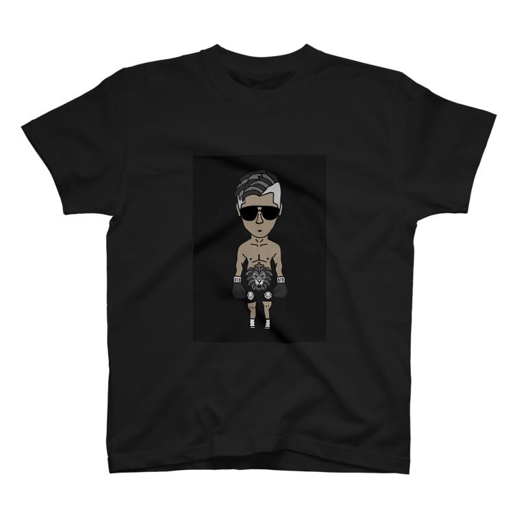 99 ARTIST FREEDOMの天心 T-Shirt
