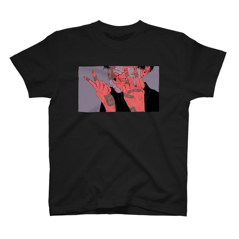 end_r0llの性癖君 T-shirts