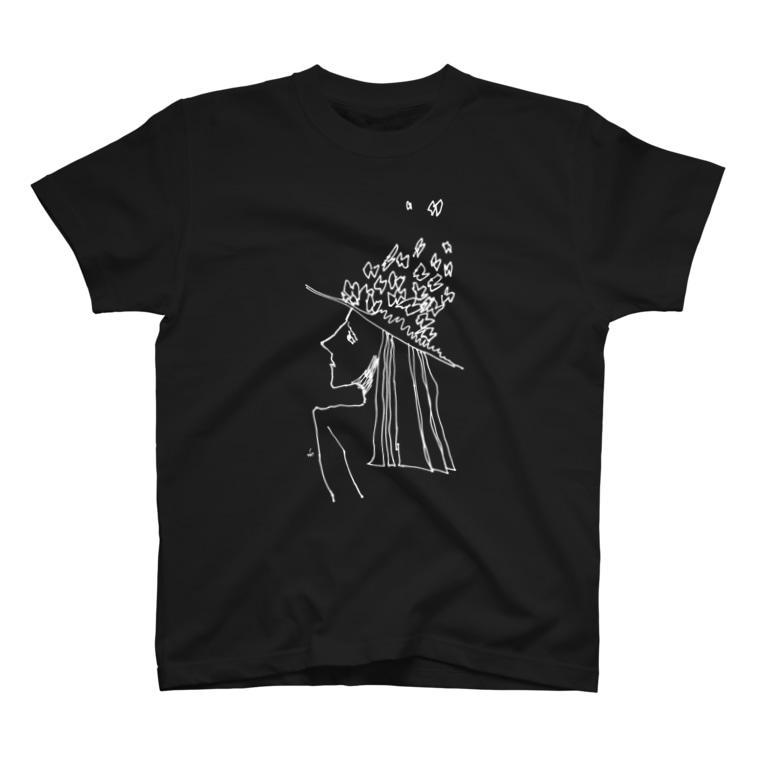 fDESIGNのfm_14w_予感 T-shirts