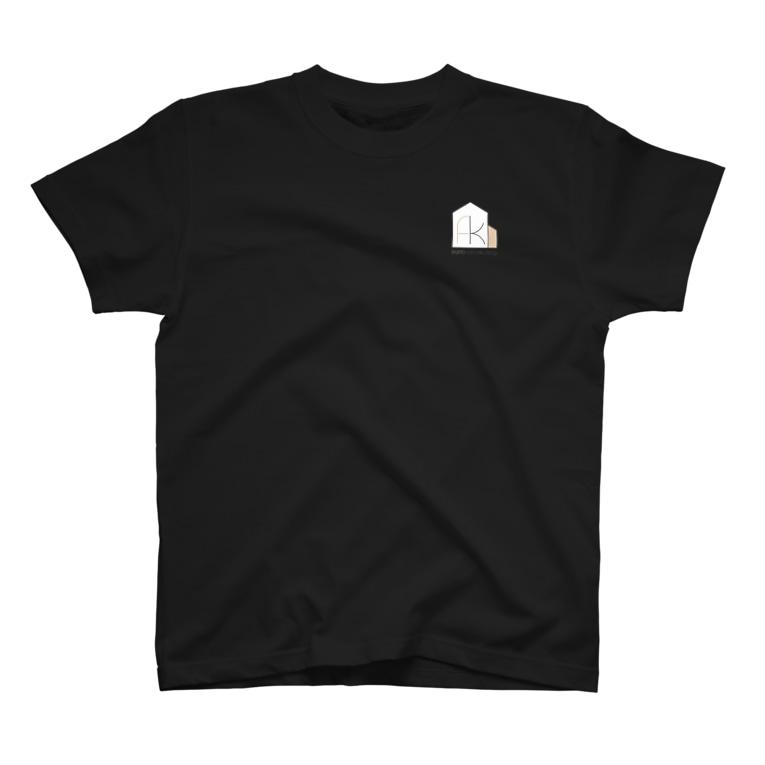 ふらっと建築【アマチュア建築写真家】のfuratto kenchiku blog T-shirts