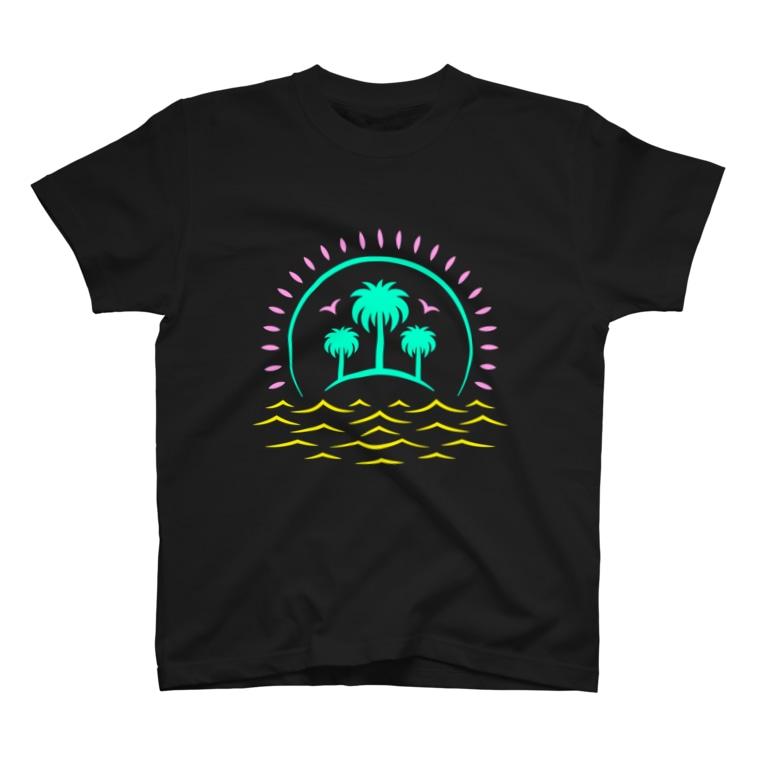 SANKAKU DESIGN STOREのハワイ旅行をキャンセルした。 T-shirts