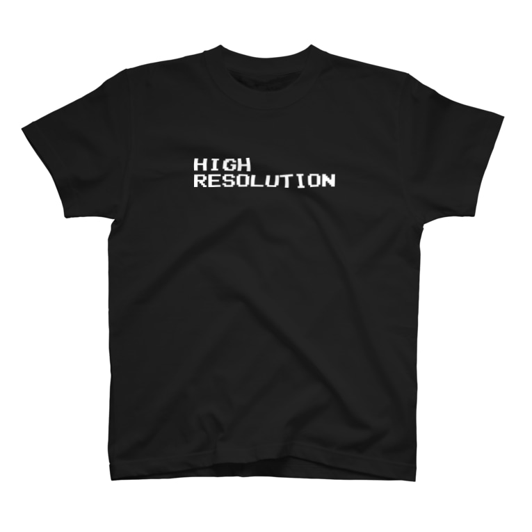 牛のTシャツ屋のHIGH RESOLUTION T-shirts