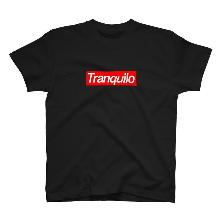 hokuto_9010のトランキーロ T-shirts