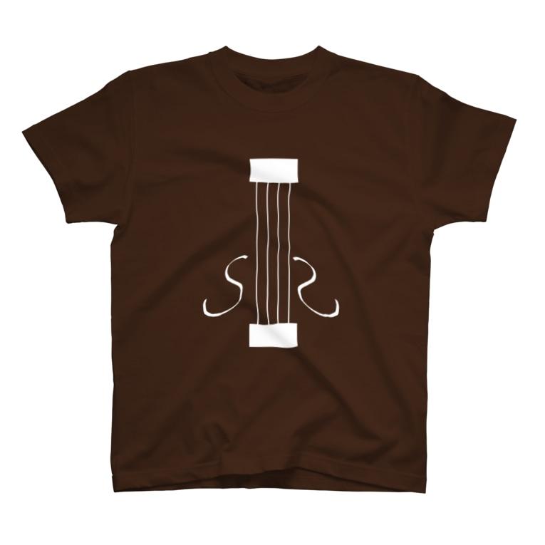 なちゅらるの脳内部屋のviolin 2 T-shirts