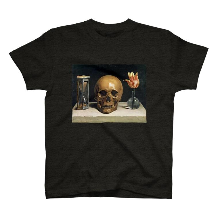 jinjakeのヴァニタス T-shirts