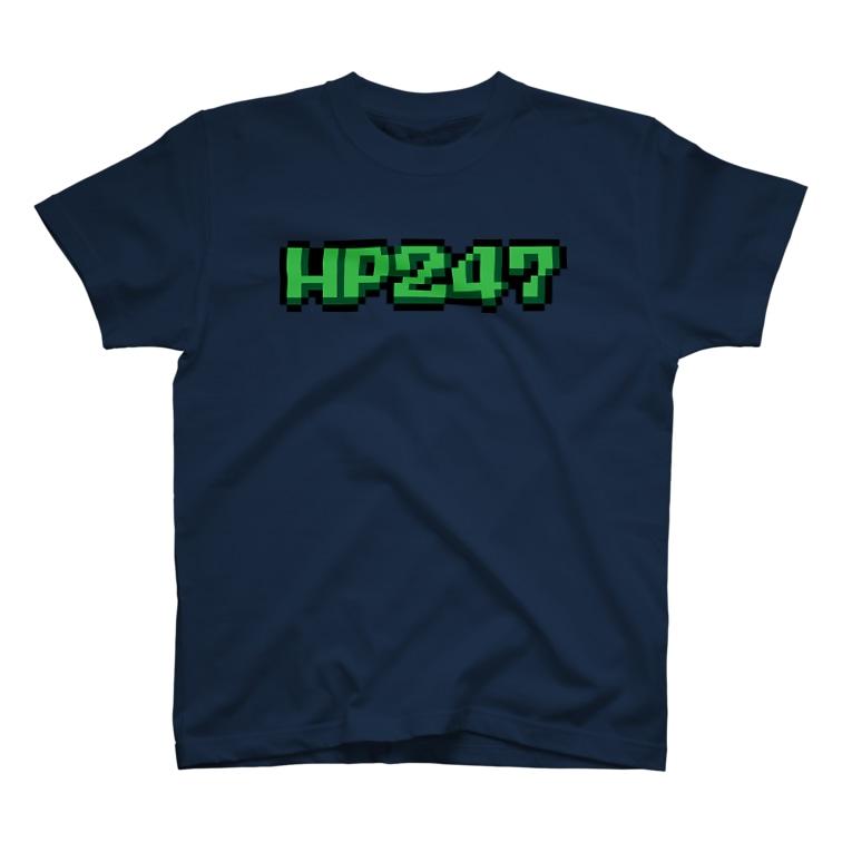 semioticaのHP247 T-shirts