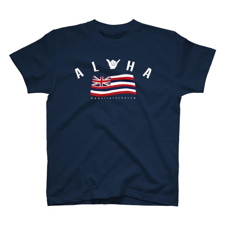 Hawaii Style ClubのAloha Flag T-shirts