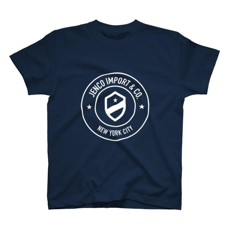JENCO IMPORT & CO.のJENCO 2019AW_MARK T-shirts