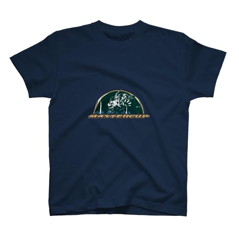 MASTERCUP CHANNELのMASTERCUP T-shirts