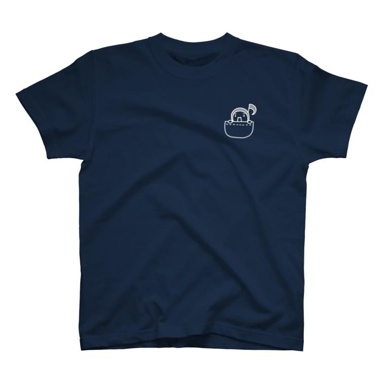 オダミヨのポケンプ白 T-shirts