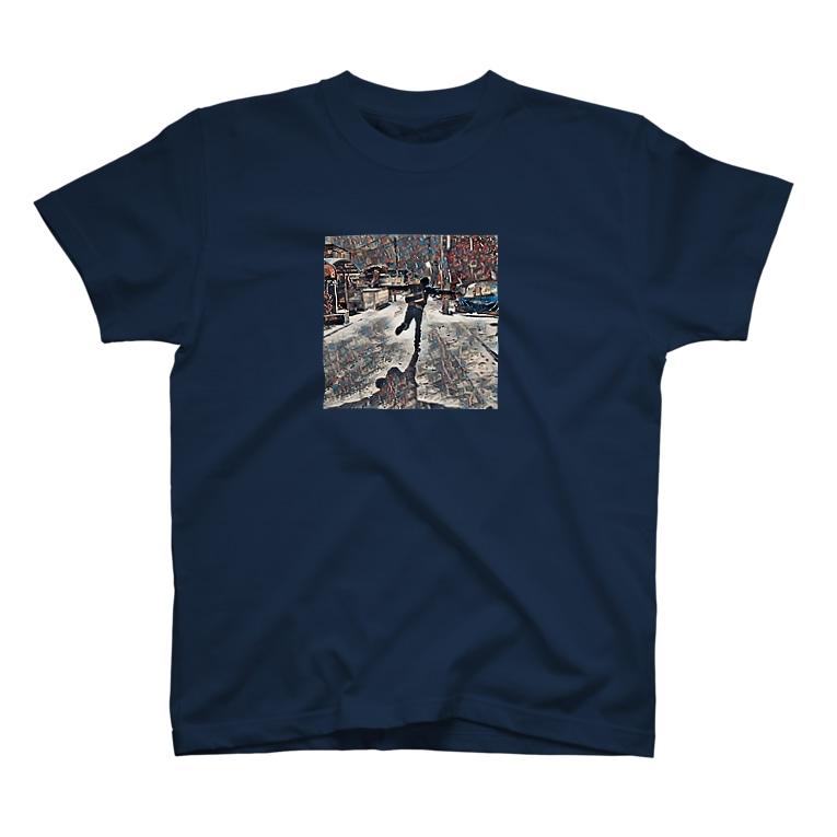 HoneyBunnyの🎯変態♥ (キムリョ) T-shirts