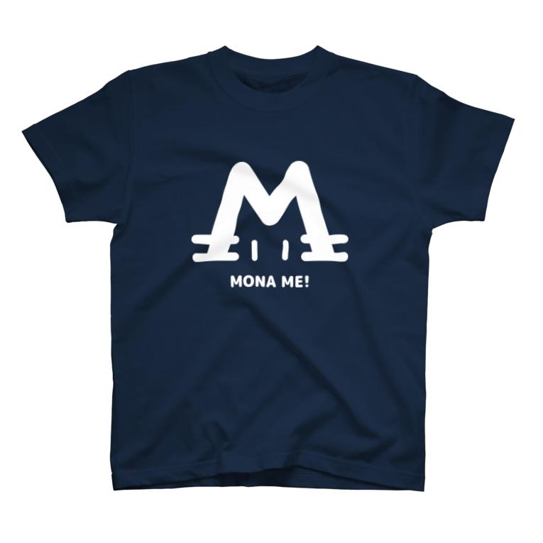 mizcoreのMONAMI猫 T-shirts