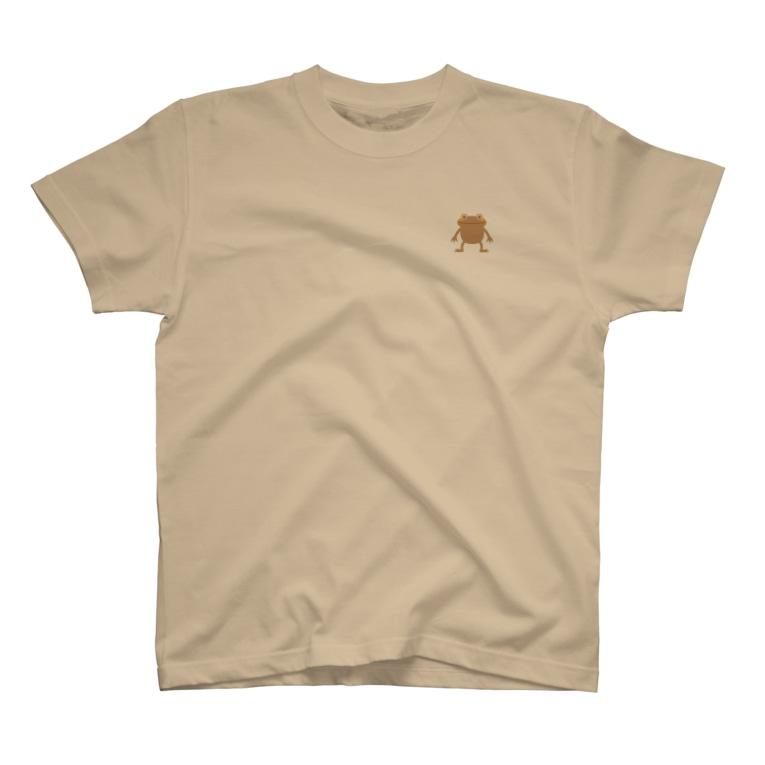 hirnのアフリカツメガエル T-shirts