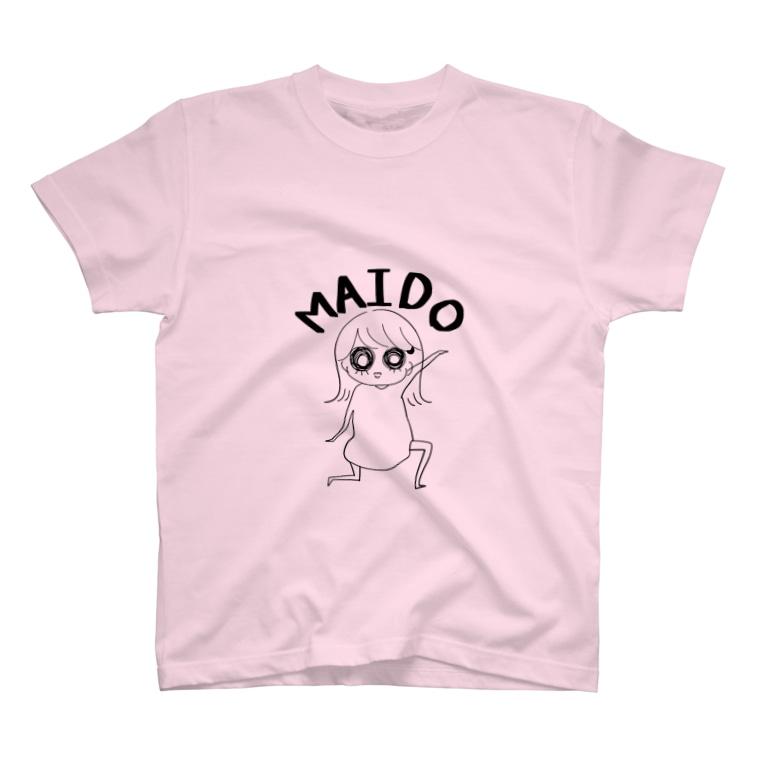 ちむちむ🌙のちむちむ T-shirts