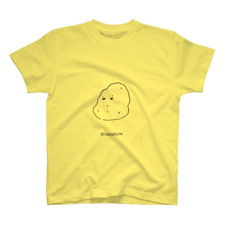 蒙楽のお芋くん T-shirts