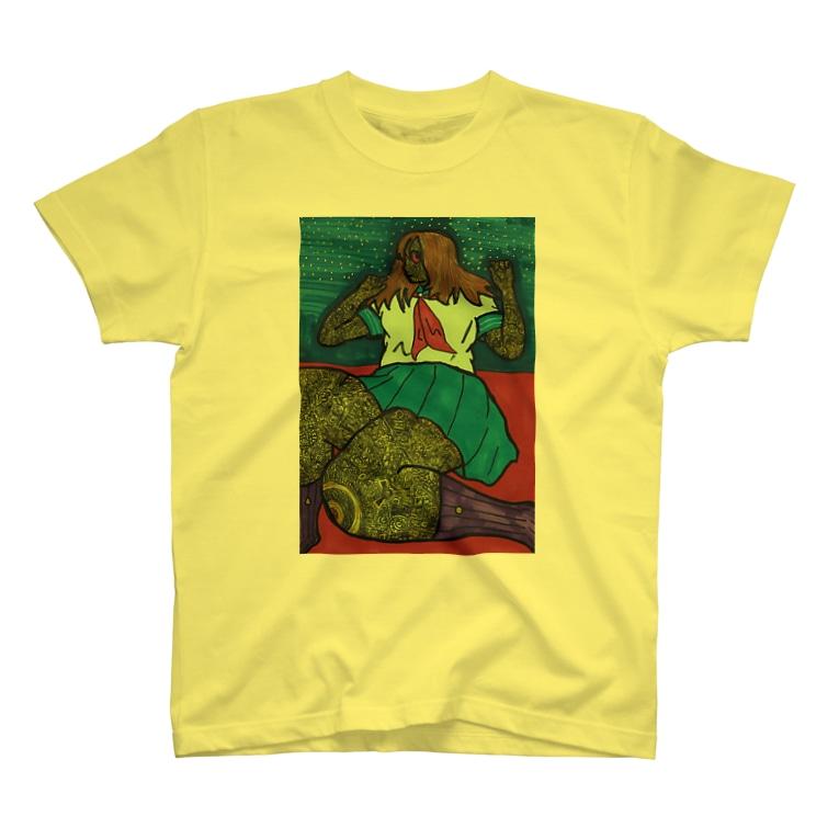 星野児胡の君の染色体が欲しい T-shirts