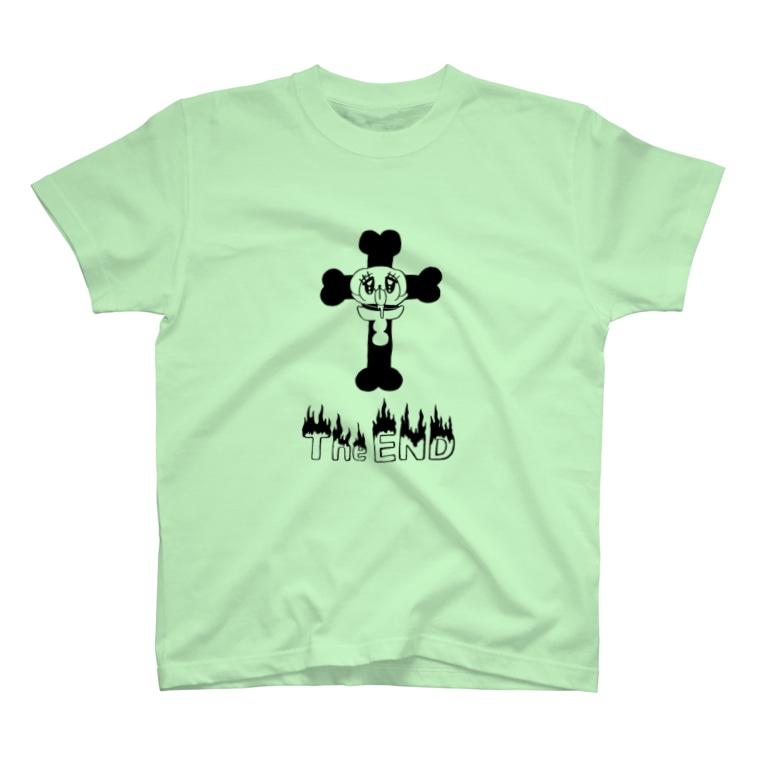 naminaのThe END T-shirts