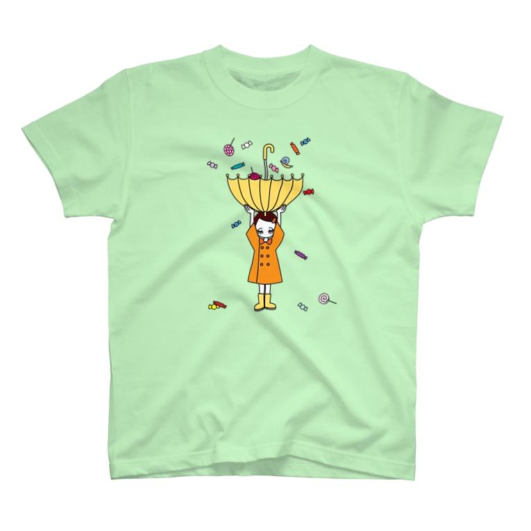ソーメンズの飴ふり T-shirts