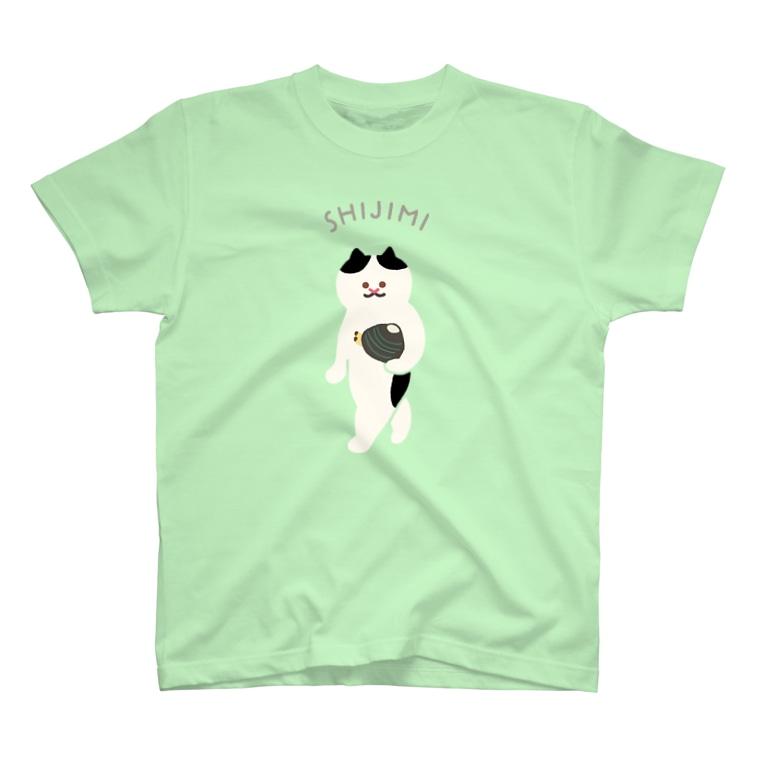 SUIMINグッズのお店の【大】SHIJIMI T-shirts