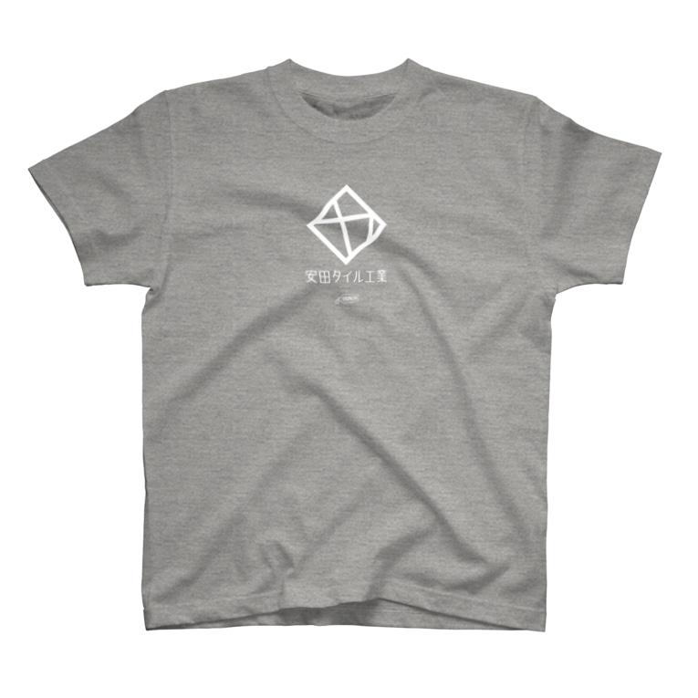 TRINCHの安田タイル工業設立82周年記念 01 T-shirts