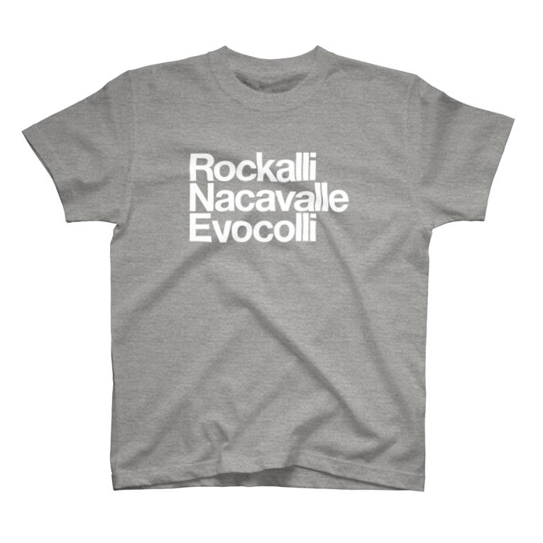 handgraphicsの九州の地名 T-shirts