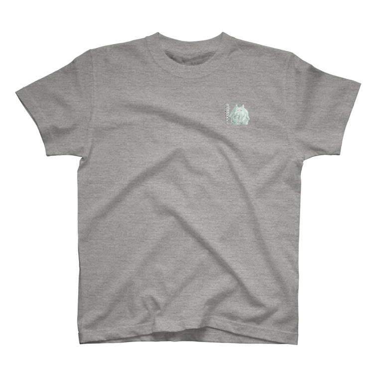 takenami_otohaの鬼に金棒 T-shirts
