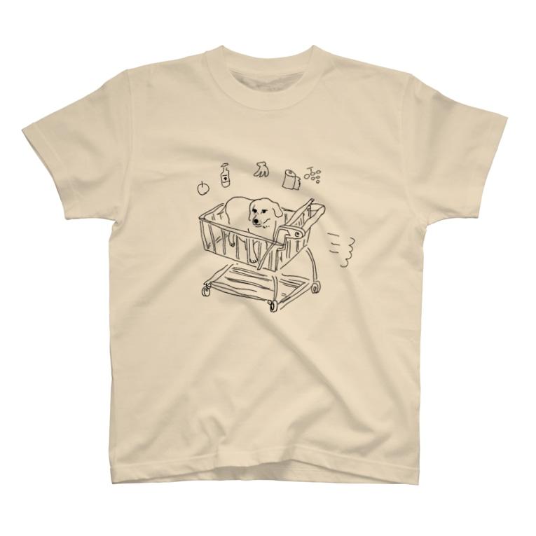 STORE(ストア)のinu-cart T-shirts